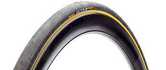 Continental Ultra Sport 2 Clincher Road Bike Tire 700 x 25c Black